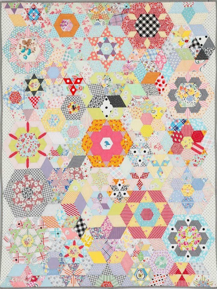 smitten quilt lucy carson kingwell - Google Search