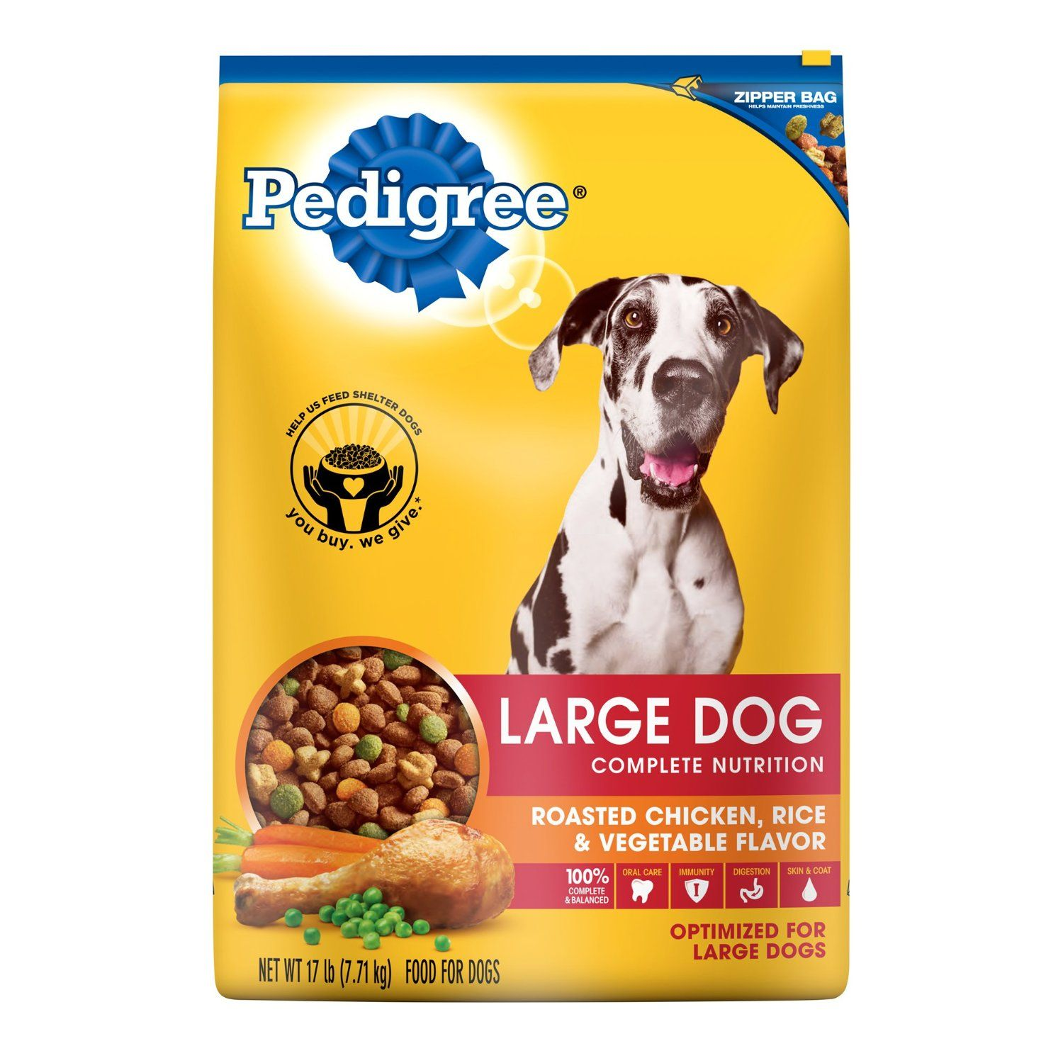 best small breed dog food with grains