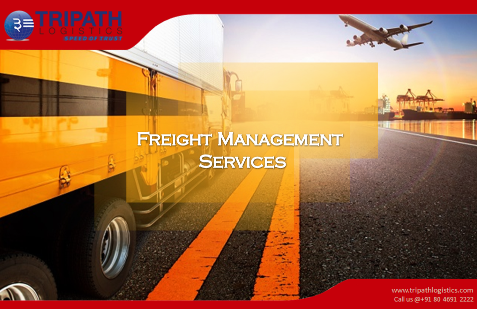 Tripath Logistics Covers A Large Network Of Agents And Businesses Worldwide Providing Freight Management Services That Management Management Company Logistics