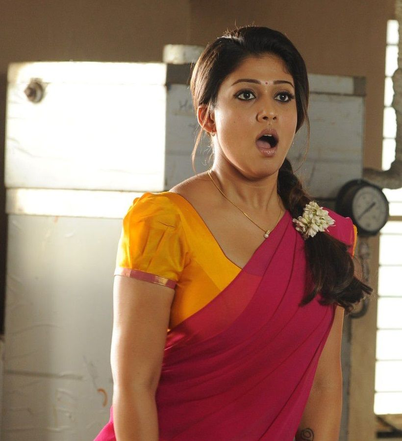 Trisha denied and Nayan accepted