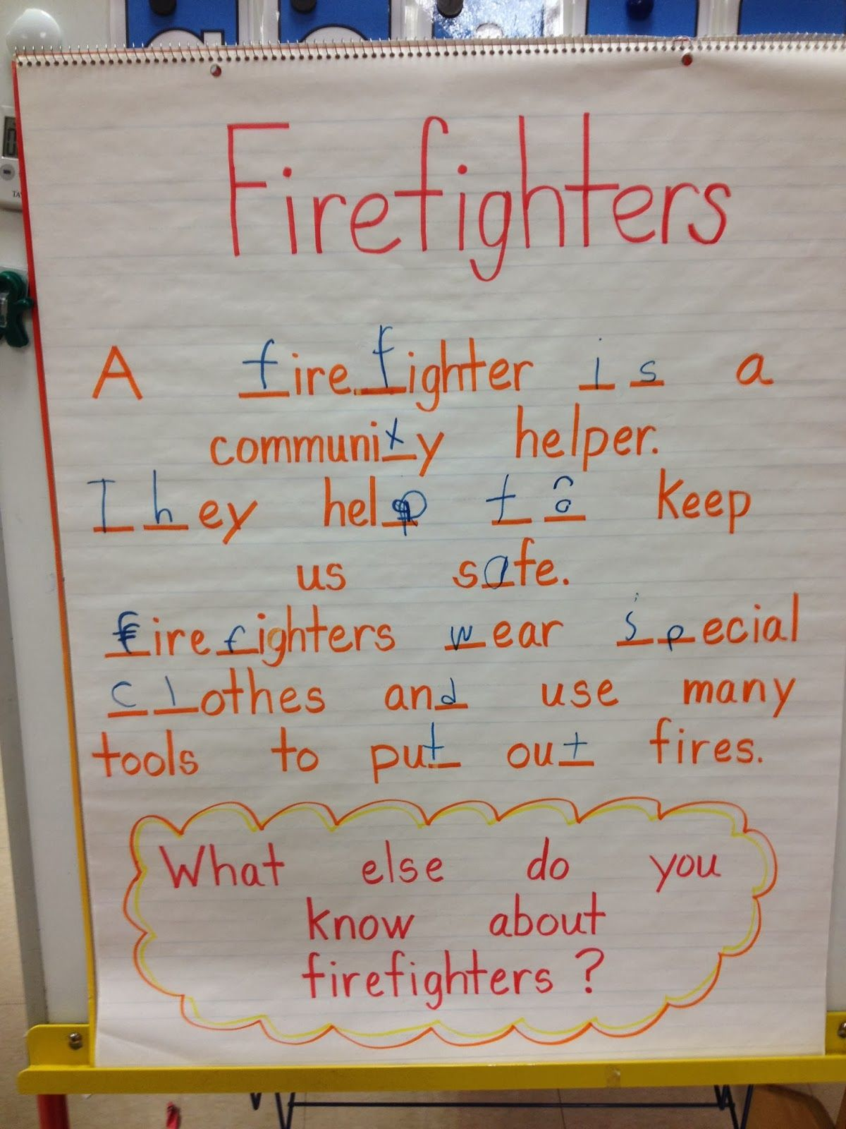 Peace Love And Kindergarten Firefighters