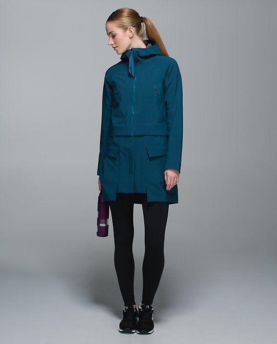 Lululemon Rain Or Shine Jacket | Sweat | Pinterest | Vests, Canada ...