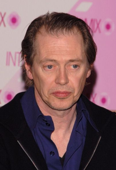 Steve Buscemi during 2007 Park City INTERMIX Presents the Official Sundance Press Conference for 'Interview' and 'The Future is Unwritten' at...