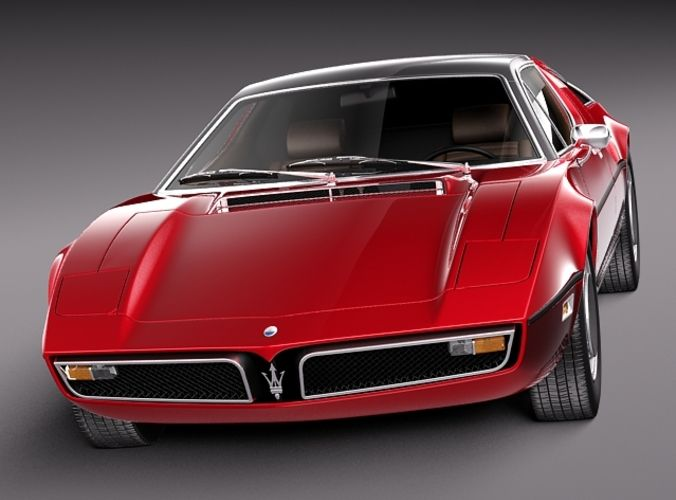 Maserati Bora Now This Is A Good Looking Machine Bagnoles