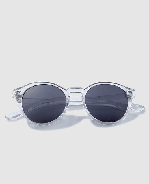 ad6f121d3c Gafas de sol con montura transparente | Accesorios de moda | Glasses ...