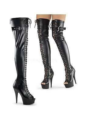 089f22db8184 Pleaser DELIGHT-3025 6   Heel