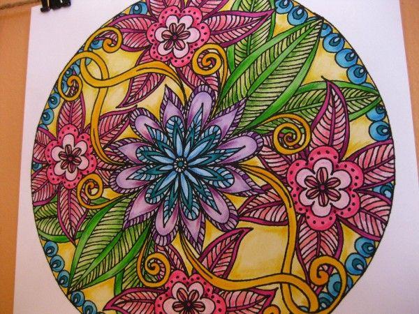Mandala C The Herbangardener