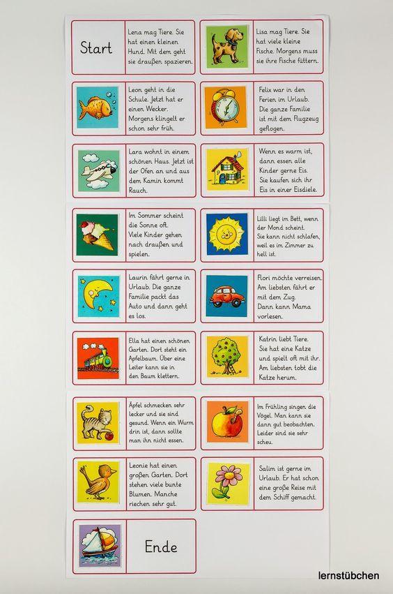 Lernstübchen: und wieder mal eine Idee für die Lesekiste | 2.Klasse ...