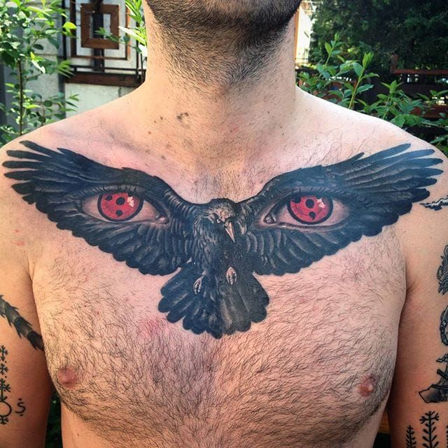 27 Naruto Tattoos To Literally Die For Wowineed Naruto Tattoo