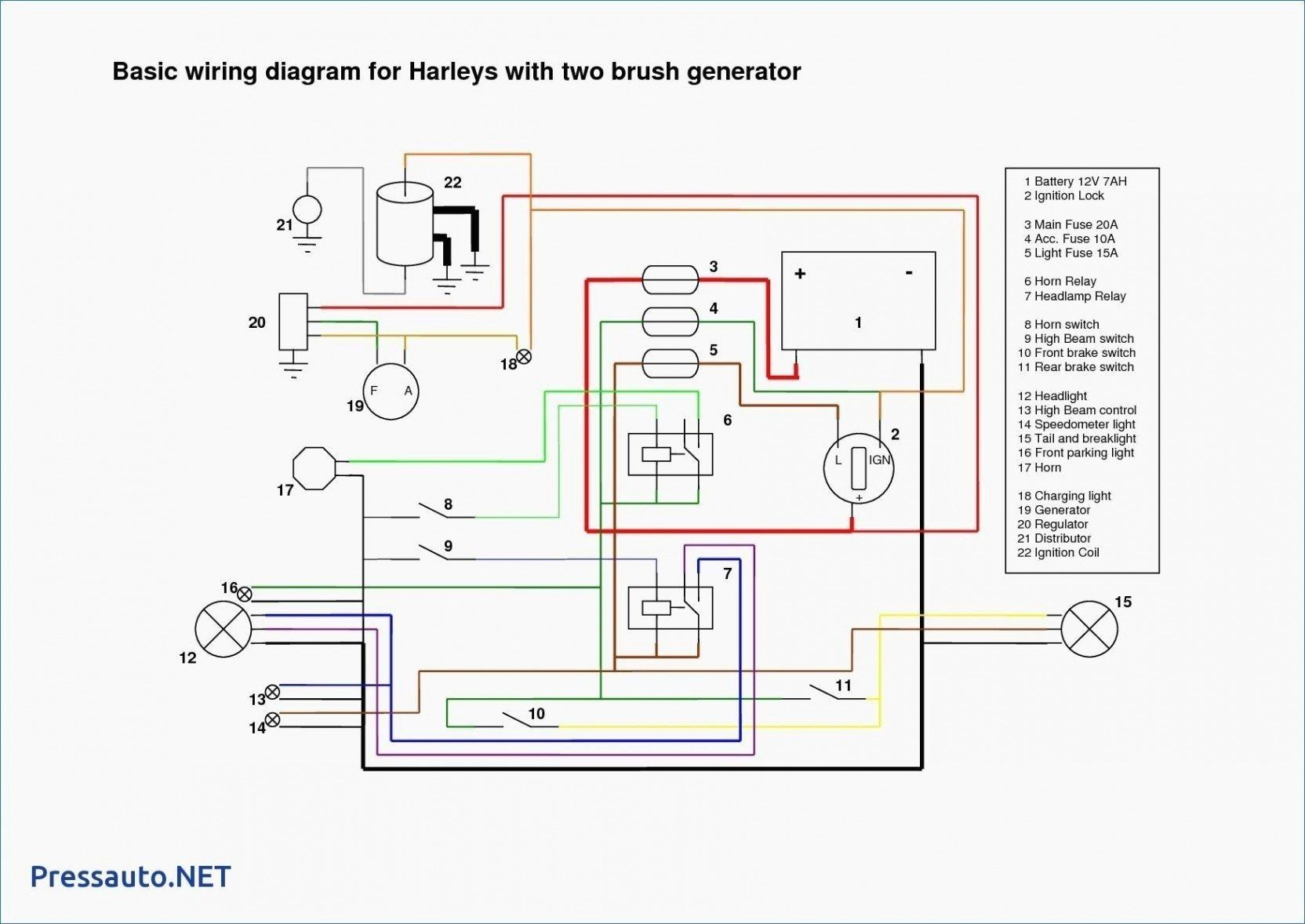 Wiring Diagram Tail Light Wire Diagrams Easy