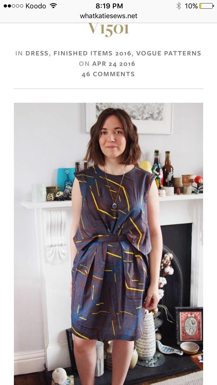 Pin von hayley auf To Sew: Dress | Pinterest