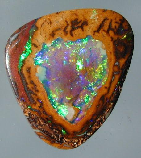 Yowah Nut Opal / Australia / Mineral Friends <3