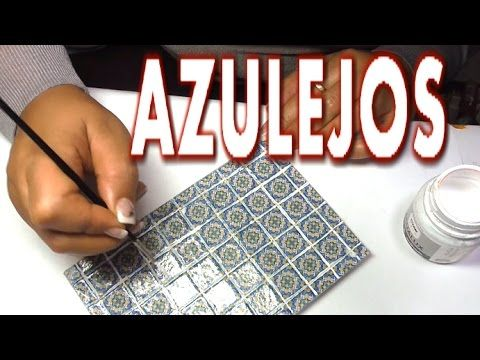como hacer azulejos en miniatura how to make miniature tiles