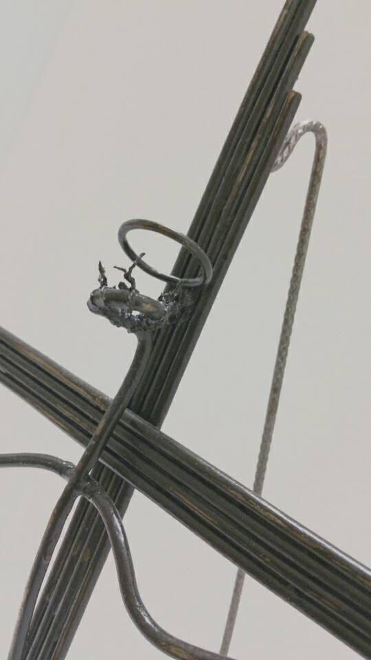 Guarda questo articolo nel mio negozio Etsy https://www.etsy.com/it/listing/275700674/crocifisso-in-ferro-battuto-stilizzato