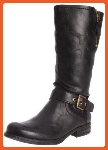 1dd7d4220f3a Naturalizer Women s Balada Wide Shaft Motorcycle Boot