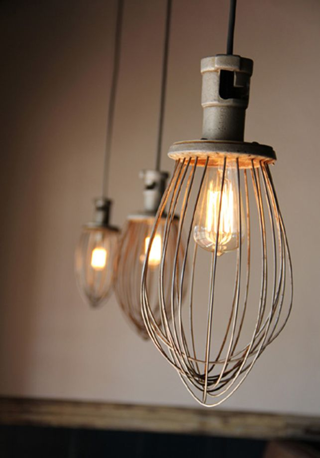 Diy 10 Smukke Lamper Lamper Lys Lampe Ideer