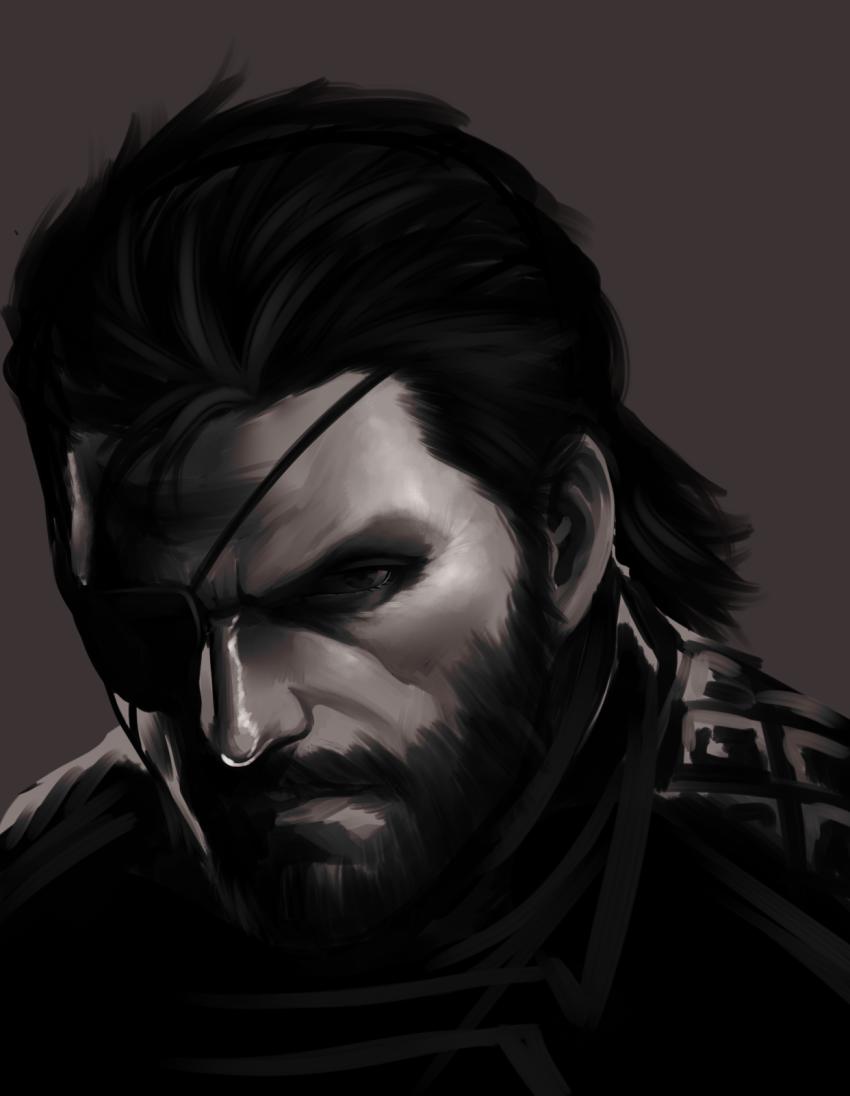 Black Leather Eye Patch Metal Gear Eyepatch Solid Snake Big Boss Pirate Cosplay Halloween Carnival Mardi Gras Slade Wilson Deathstroke Parche Ocular Parche Ojo Llavero De Cuero