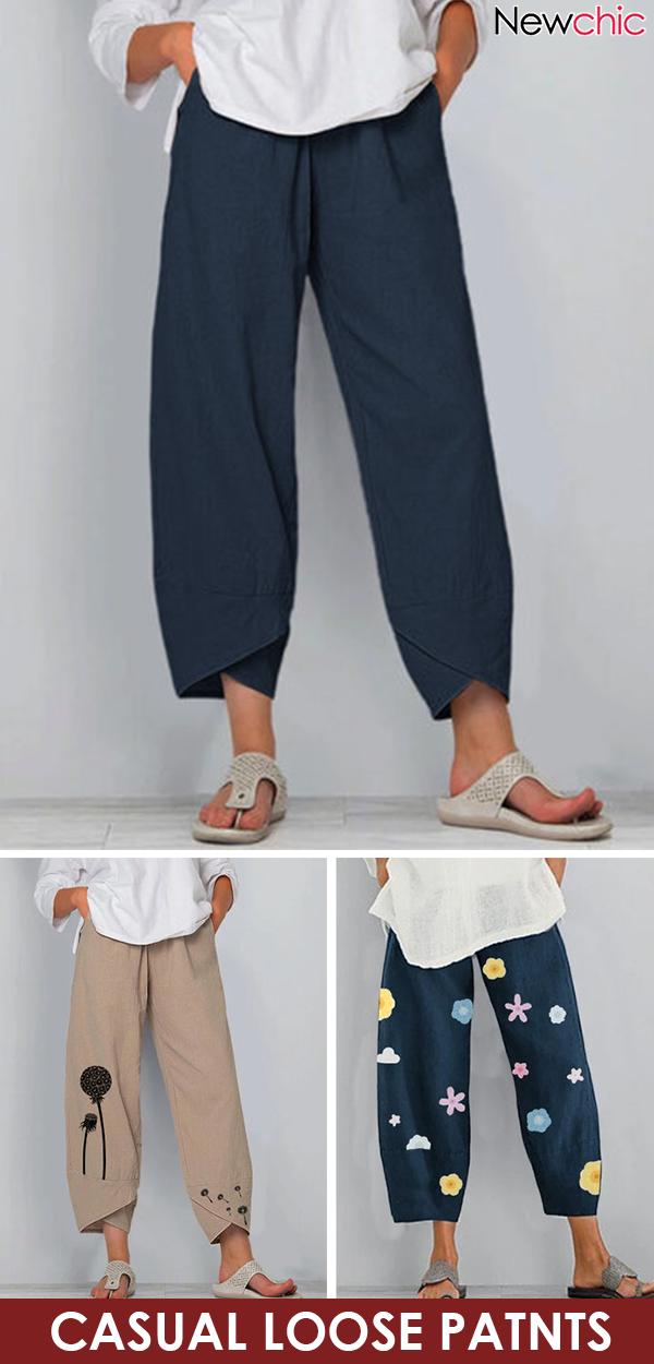 Photo of Vintage plus size pants. #fashion #cute #casual