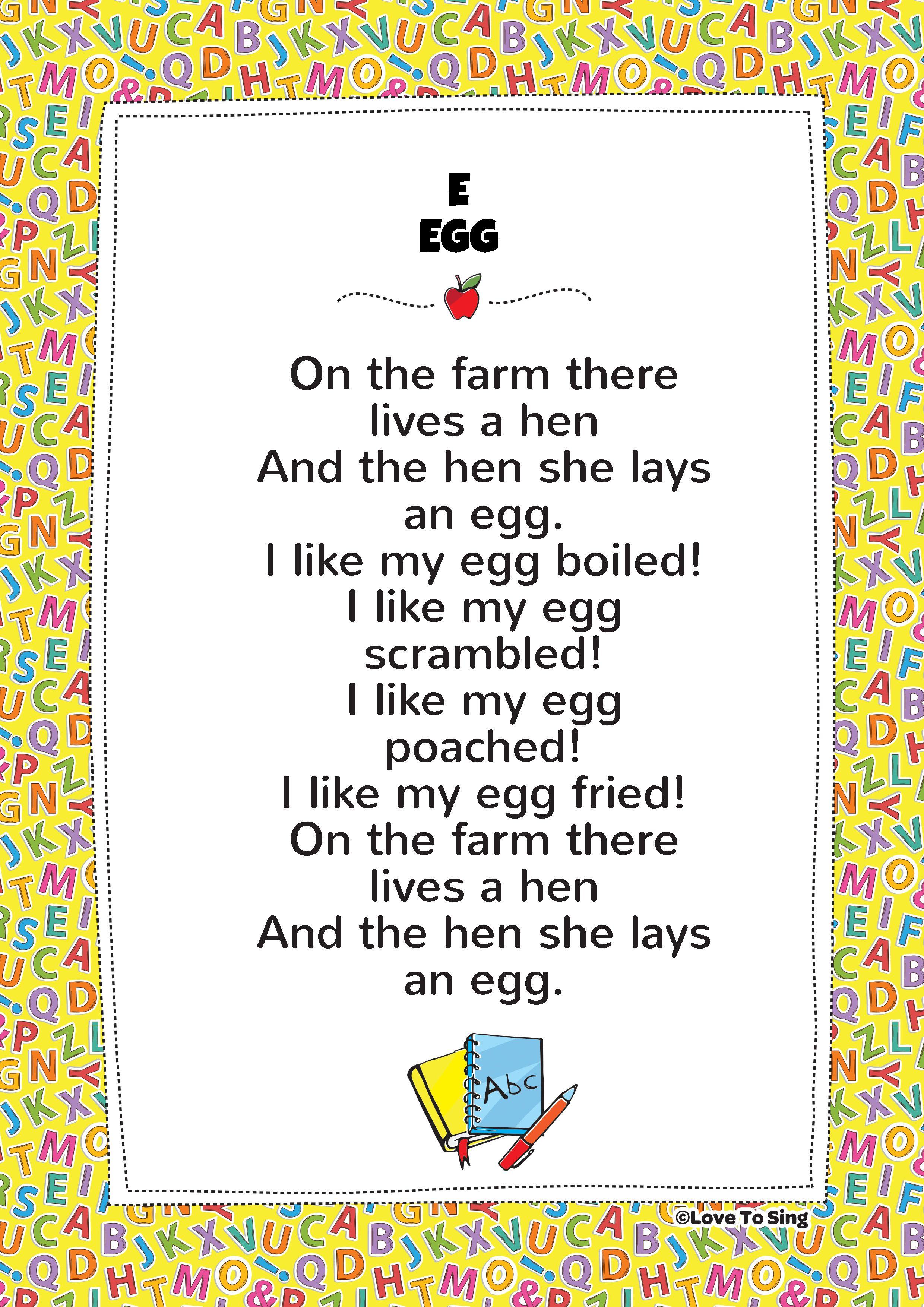 Teach Child How To Read Zoo Phonics Song Lyrics Free