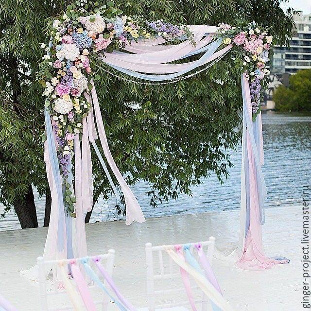 Купить свадебные арки
