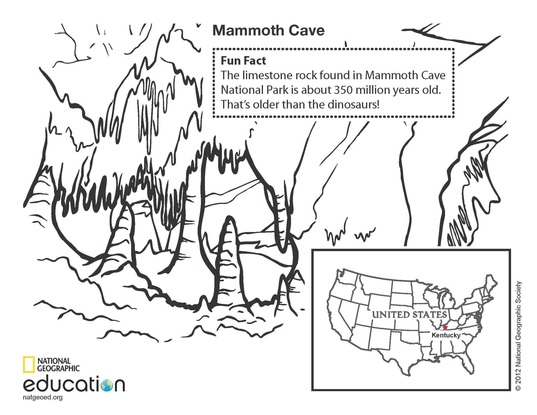 Geology Study Free Page Mammoth Cave Ky Mammoth Cave