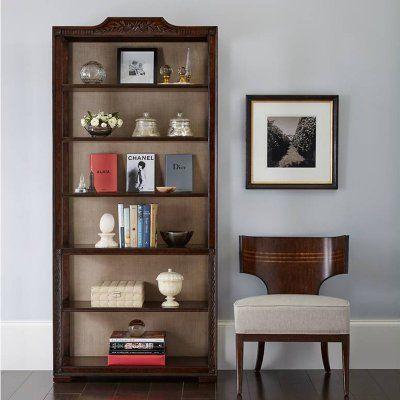 Stanley Furniture Villa Couture Viviana Bookcase 510 15 19