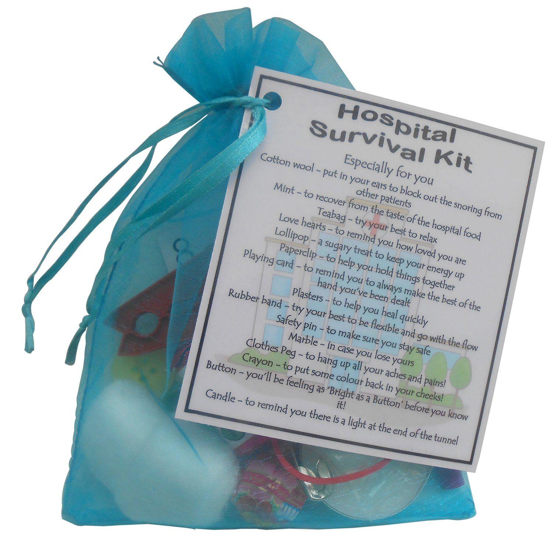 GCSE good luck survival kit Keepsake gift