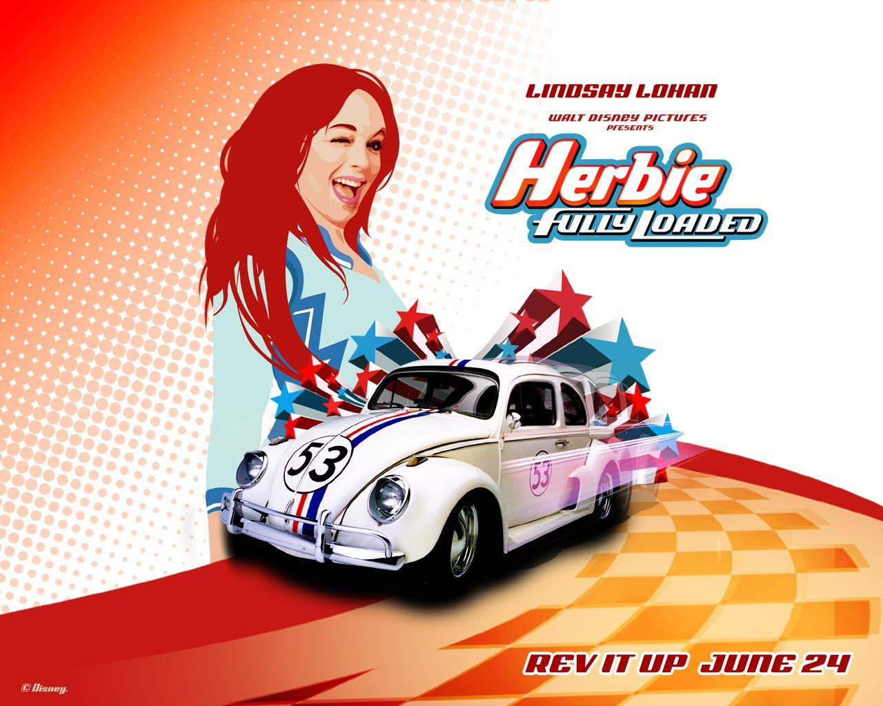 Herbie A Toda Marcha: Herbie Fully Loaded, Movies
