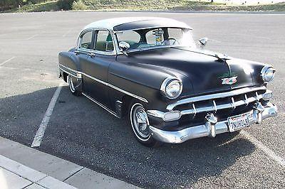 Ebay 1954 Chevrolet Bel Air 150 210 Chrome 1954 Chevy Bel Air