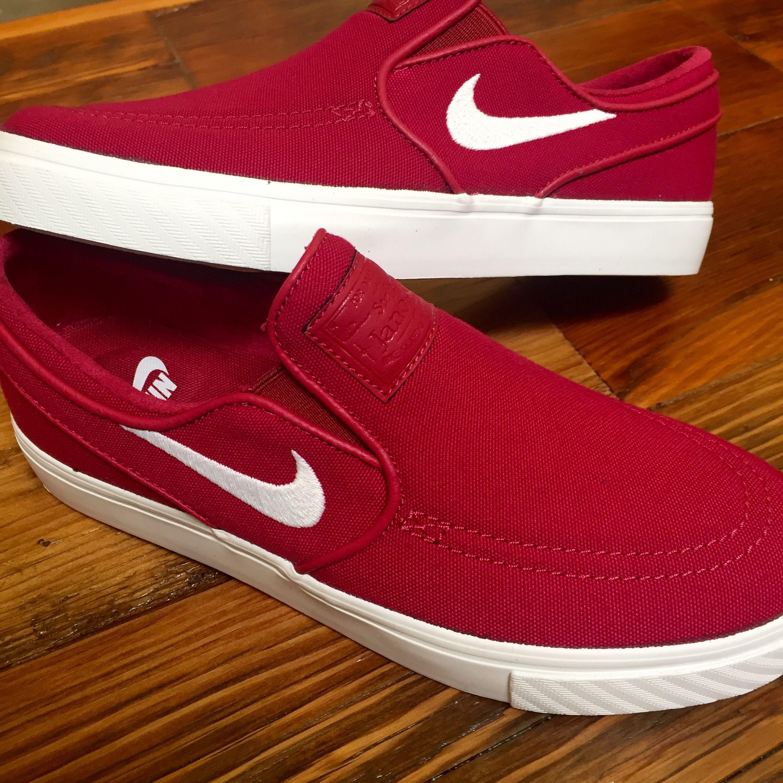 Adidas skate shoes zumiez - Nike Sb Janoski Berry Slip On Women S Skate Shoes
