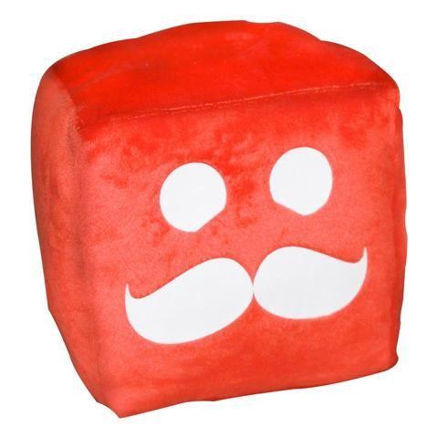 Mumbo Jumbo Plush Cube + Signed Card (PRE ORDER)