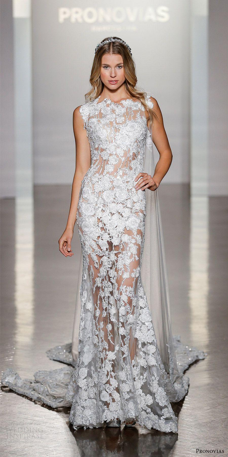 Atelier Pronovias 2017 Collection New York Bridal Fashion Show