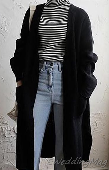 26 Georgeus Casual Outfits For This Winter