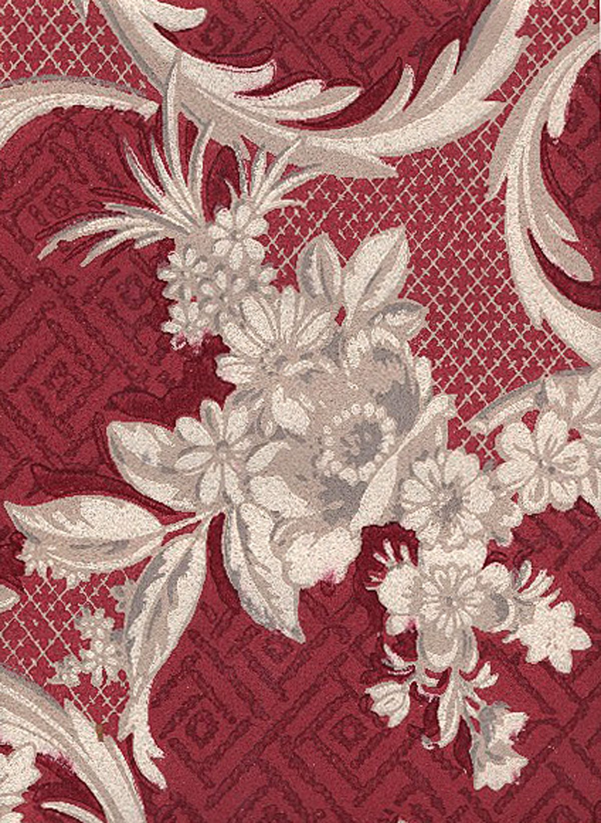12 Vintage Wallpapers Cabbage Roses and More Vintage
