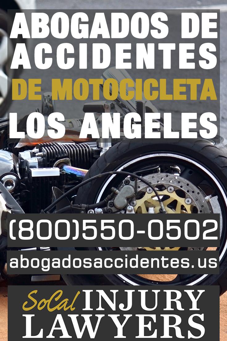 Abogados De Accidentes De Motocicleta Los Angeles Ca Si Usted Ha Sido Lesionado En Un Accidente De Motocicleta Por Fav Abogados Los Angeles Sur De California