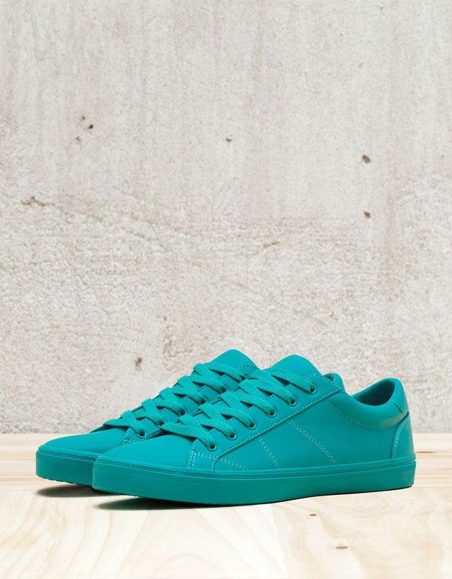 3ba2b94cf8775 Zapatillas - HOMBRE - Zapatos - Bershka Colombia