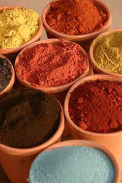 Natural Earth Paint Oil Paints Earth Pigments Eco Friendly