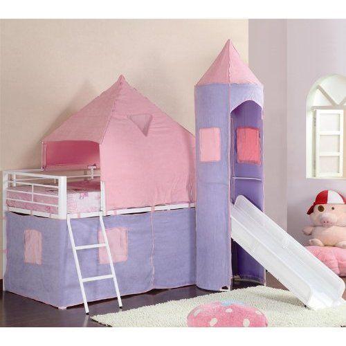 Charmant Tent Slide Beds   Kidzone Furniture | Oklahoma Futon Company