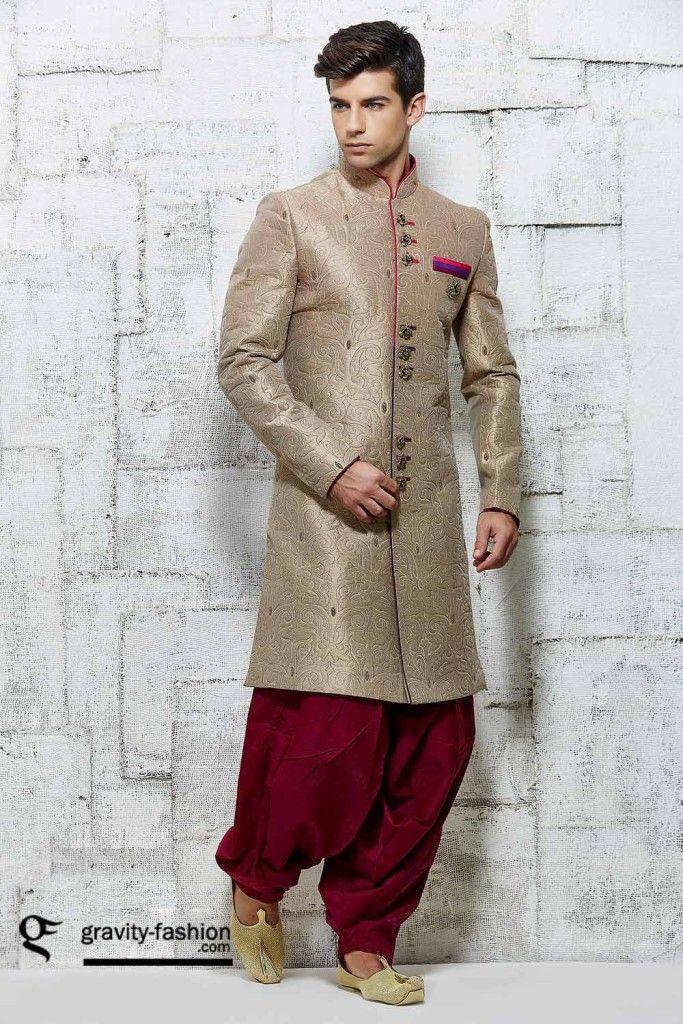 37 hot trending Sherwani Designs for 2016 | Sherwani and Indian groom