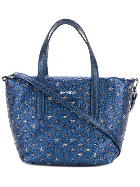 ae3156697b3 JIMMY CHOO mini Sara tote.  jimmychoo  bags  tote  lining  metallic   shoulder bags  suede  hand bags
