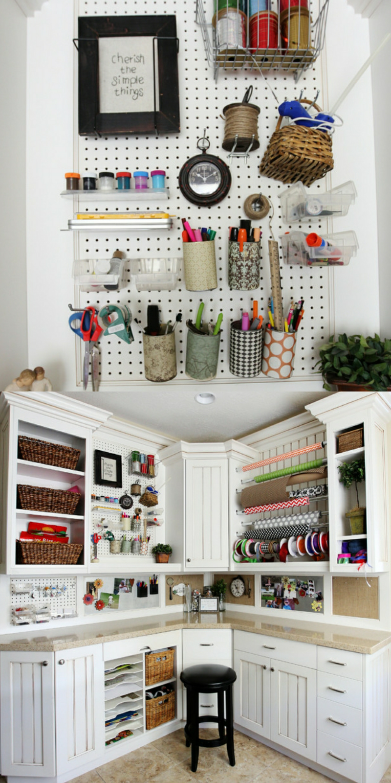 delightful craft room ideas small storage and diy craft on diy home decor on a budget apartment ideas id=69641