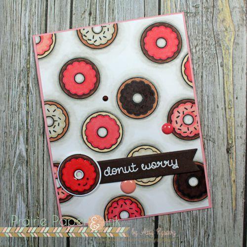 Donut worry! Be happy!