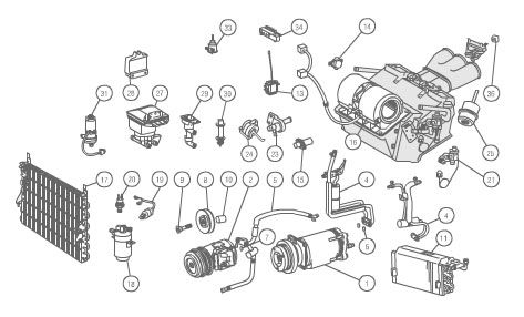 diagram search mercedes parts and accessories auto pinterest rh pinterest com mercedes om611 engine diagram mercedes m271 engine diagram