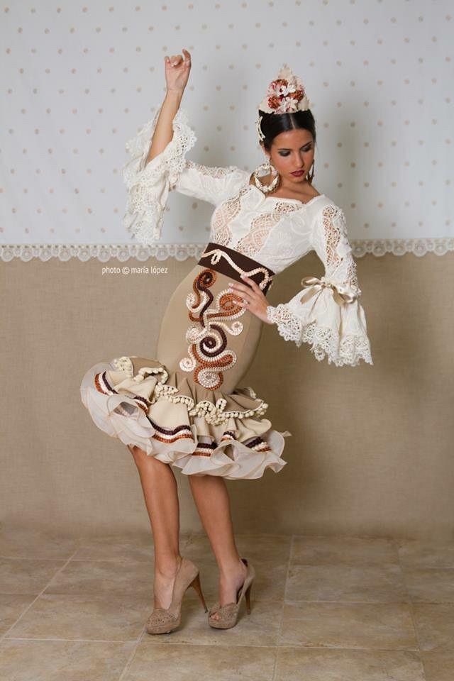 e48822896 El abanico de Velez | Fashion en 2019 | Flamenco, Vestidos de ...