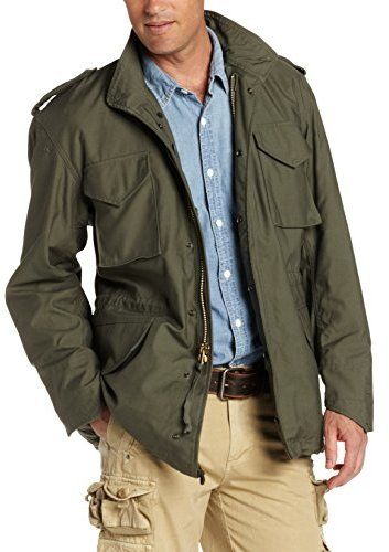 Pin by Lookastic on Men's Product of the Day   Field jacket