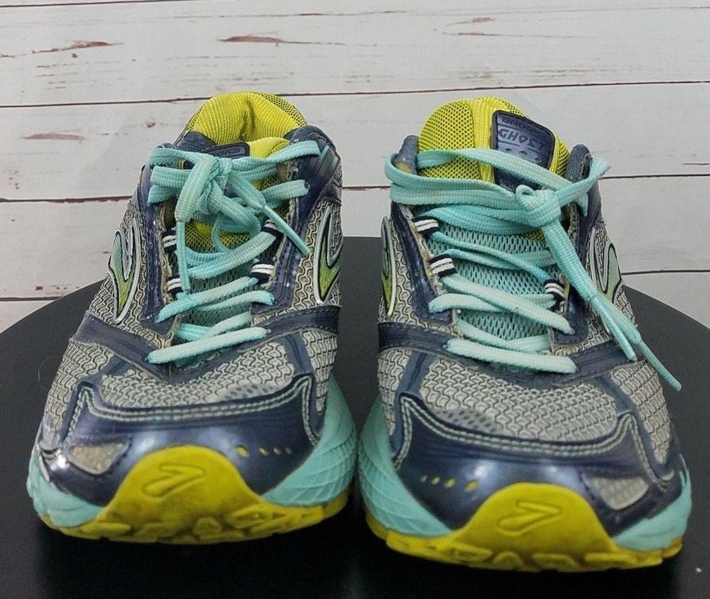 be2b843134b Brooks Ghost 6 Size US 9.5 Women s Running Shoes Gray 1201381B620  Brooks   RunningShoes