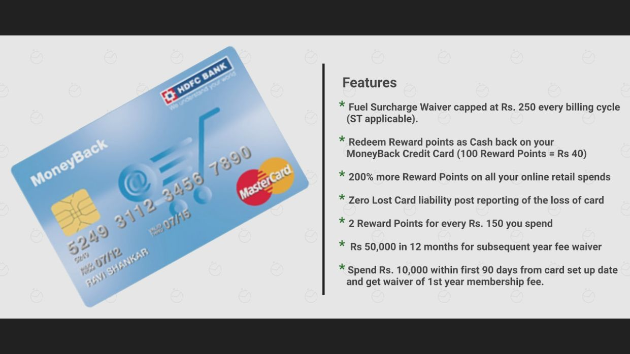 axis bank credit card payment by hdfc credit card