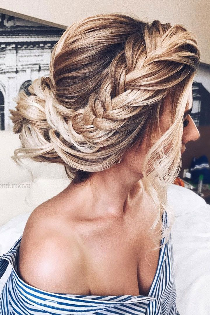 The Most Beautiful Hairstyles To Inspire Your Big Day Do Long Hair Updo Braided Hairstyles Updo Cool Braid Hairstyles