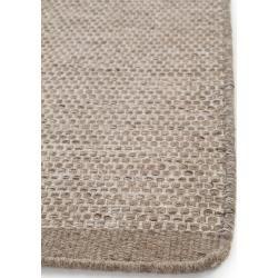 Photo of benuta Naturals Wollteppich Rocco Taupe 300×400 cm – Naturfaserteppich aus Wolle