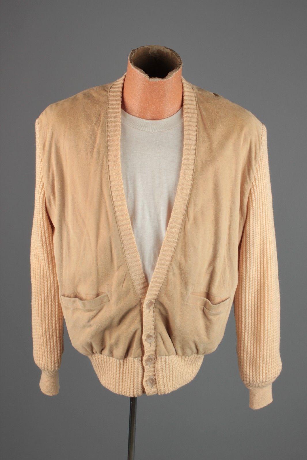 Item 3852 size marked 40l 50s cardigan jacket